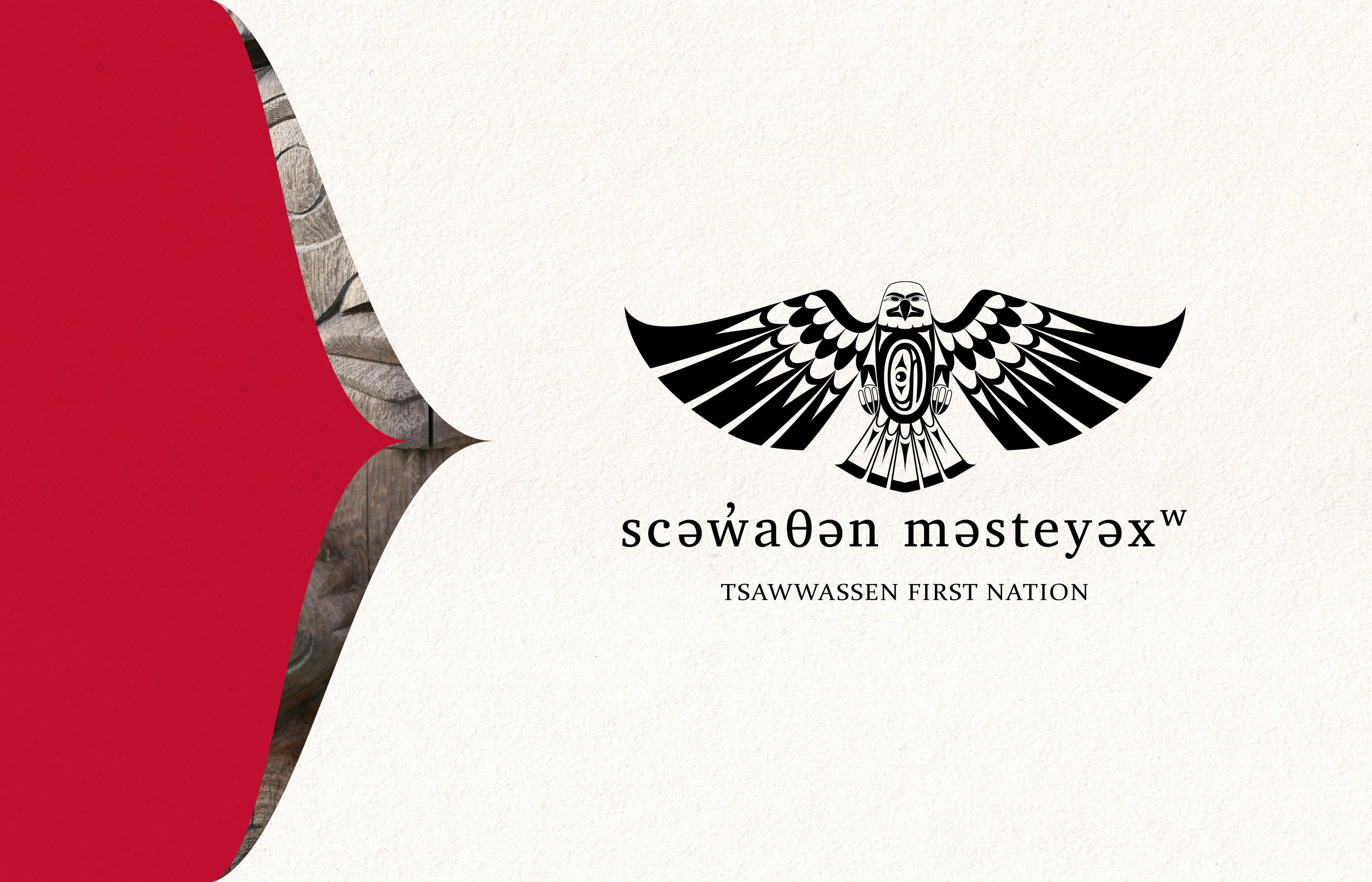Tsawwassen First Nation - Branding Sample 1
