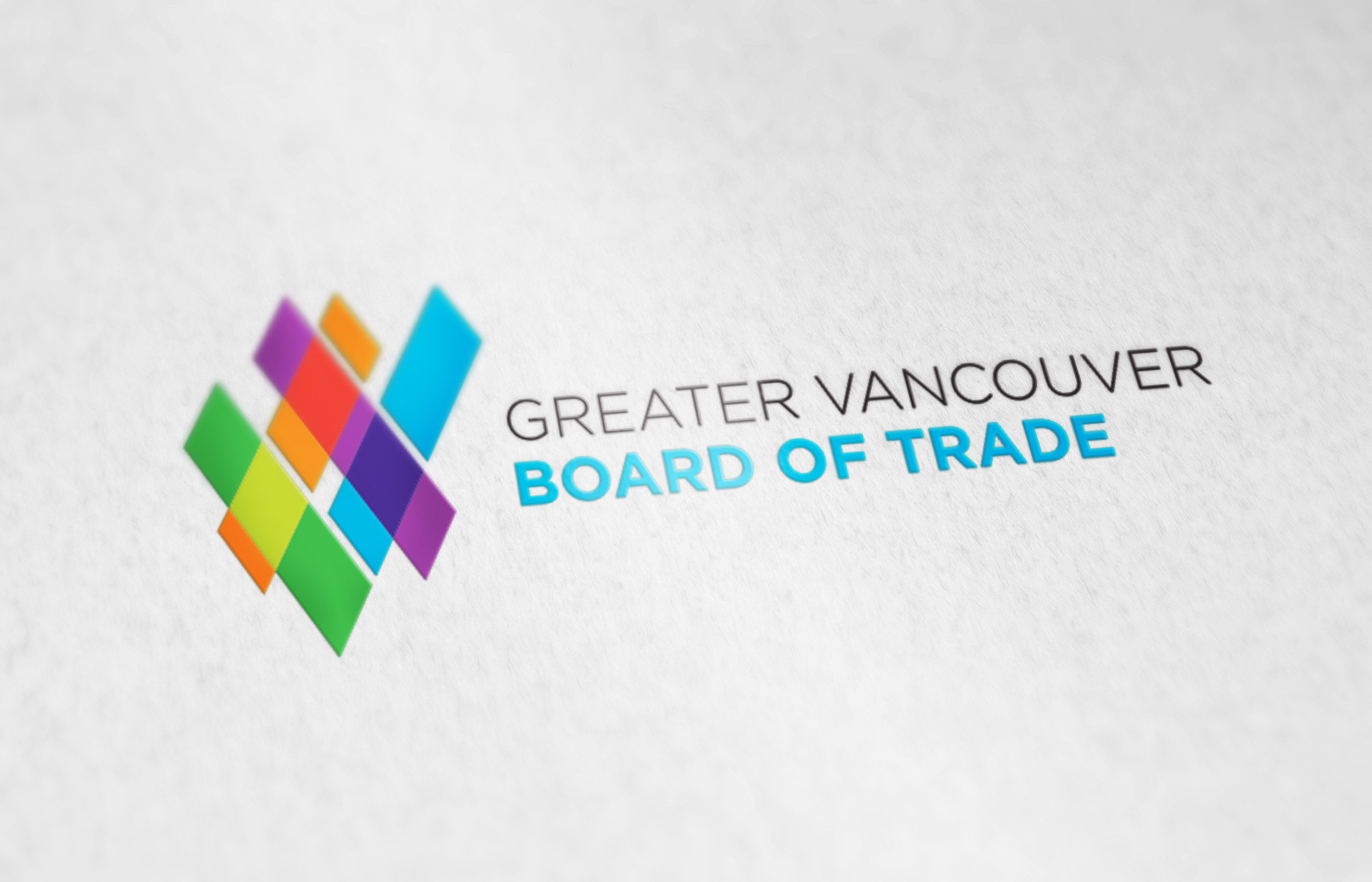 Greater Vancouver Board of Trade - Branding Sample 1