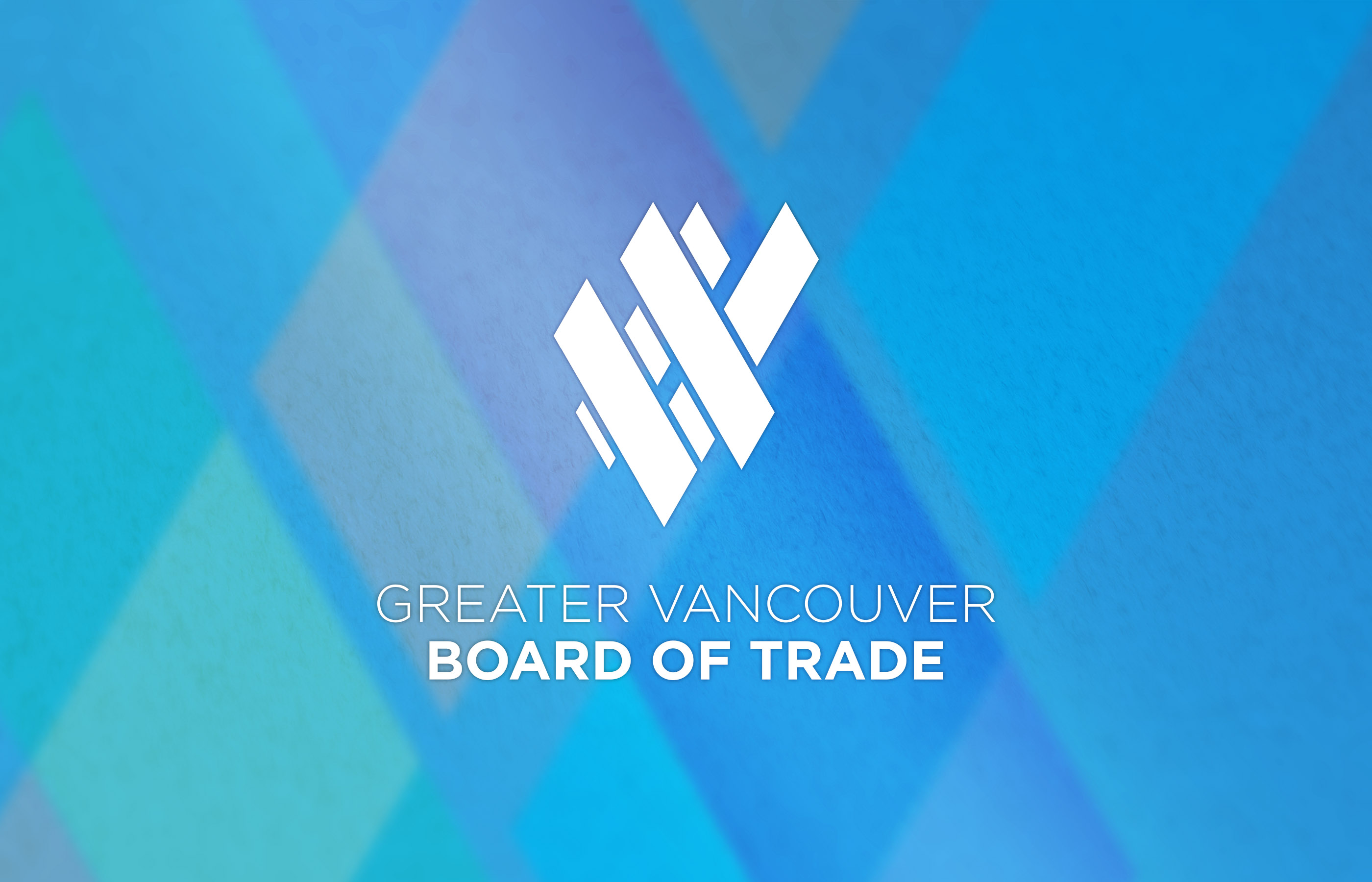 Greater Vancouver Board of Trade - Branding Sample 2